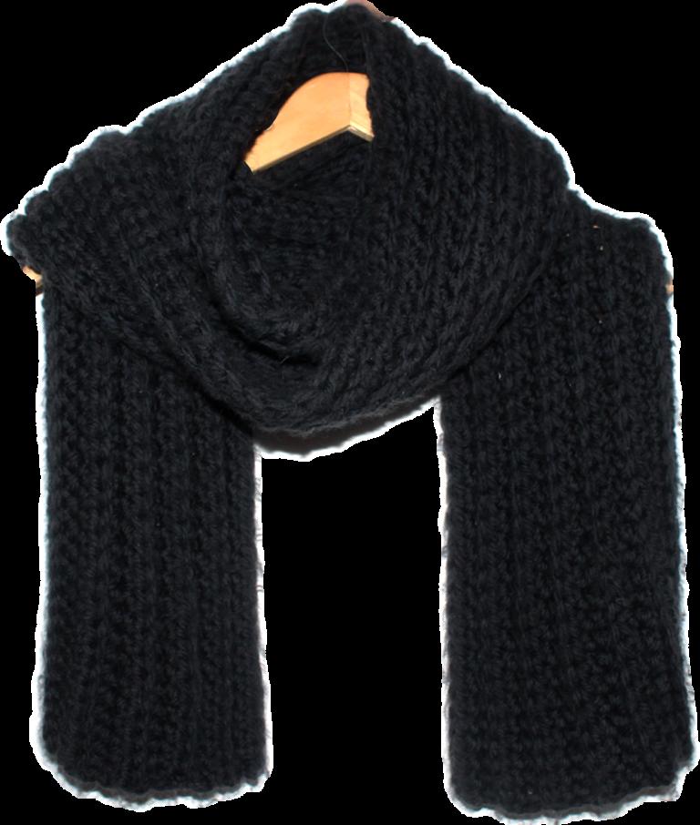 Extra Long Chunky Scarf Free Crochet Pattern